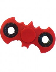 Fidget spinner batman red
